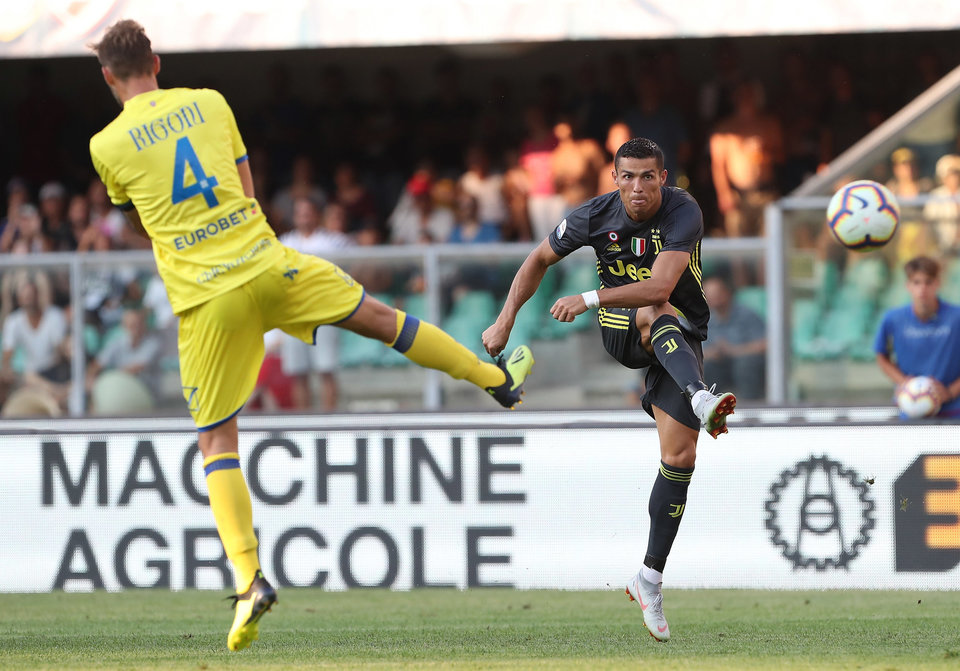 Пьерлуиджи Казираги: «Не думаю, что Роналду забьет в Италии 40 голов за сезон, как в Испании»