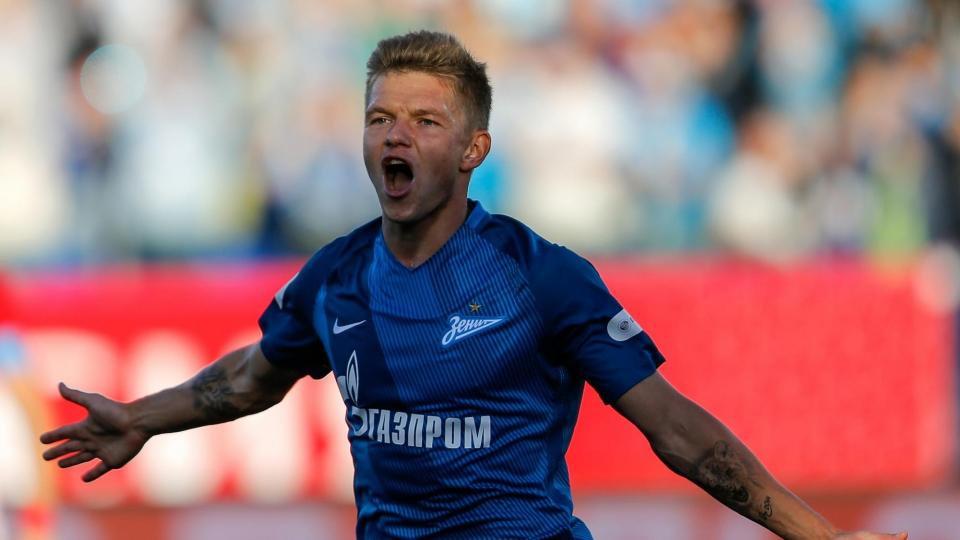 «Зенит» победил в Томске и вернулся на вторую строчку РФПЛ