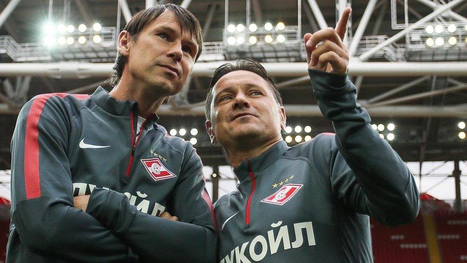 Титов вошел в тренерский штаб Аленичева в «Енисее»