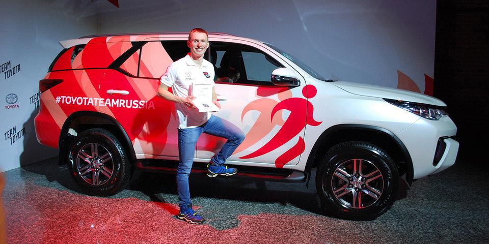 Спицов получил приз за лучшую историю преодоления на Олимпиаде