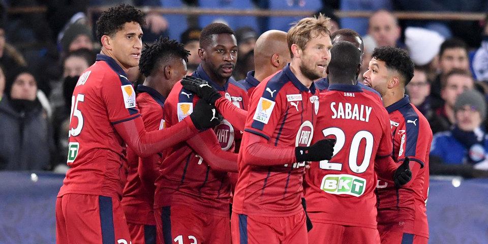 «Бордо» забил «Ниму» шесть безответных мячей после остановки матча из-за протестов болельщиков