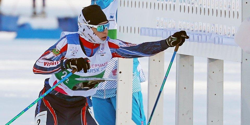 Смешанная эстафета, в которой российские спортсмены обогнали норвежцев