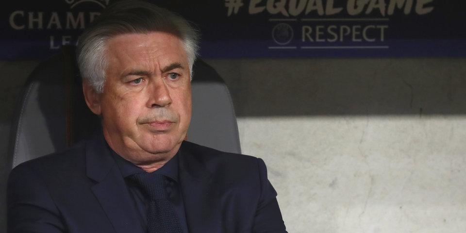 Карло Анчелотти: «Наполи» ничего не позволил создать «Ливерпулю»