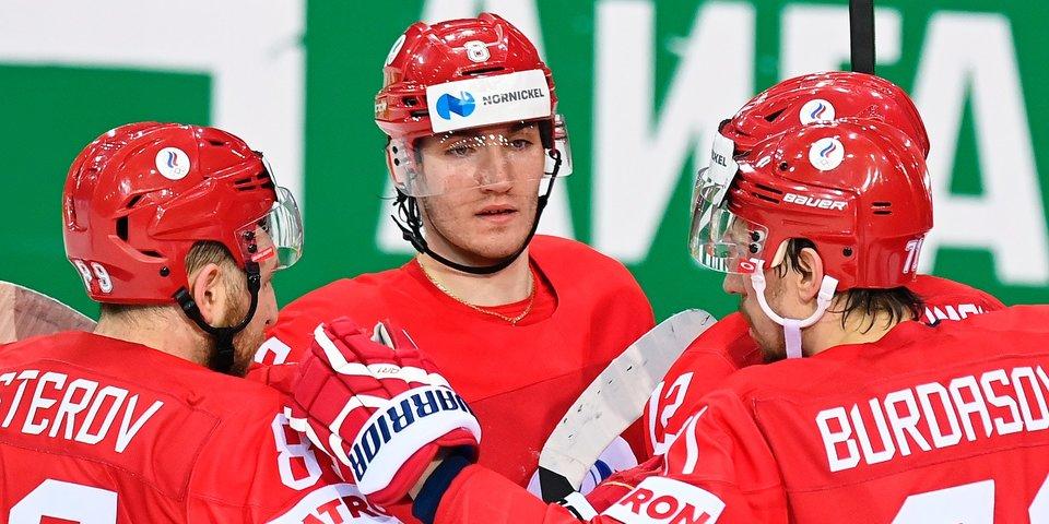 Иван Морозов — о настрое сборной России на матч с Данией: «То, что было в раздевалке, я вам говорить не буду»