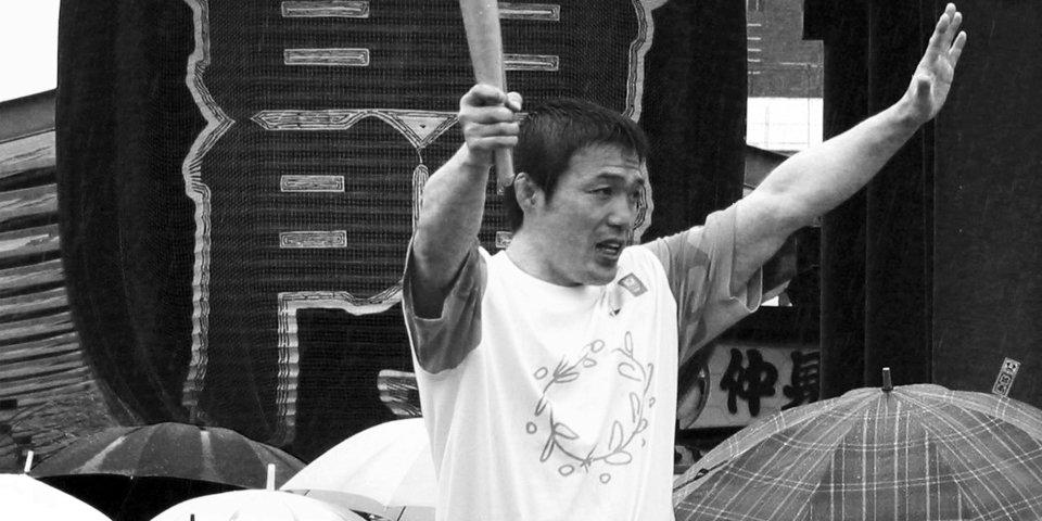 Умер олимпийский чемпион по дзюдо Тосихико Кога