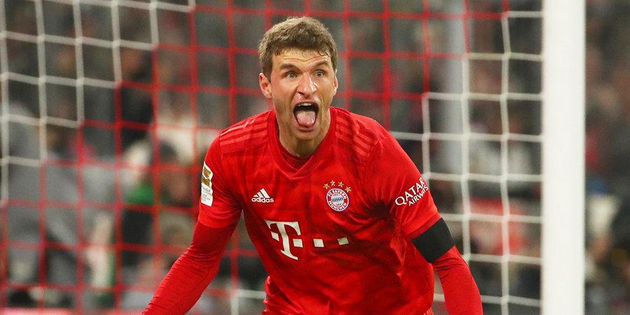 Томас Мюллер — о возможном возвращении в сборную Германии: «Эта тема сейчас очень далека от меня»