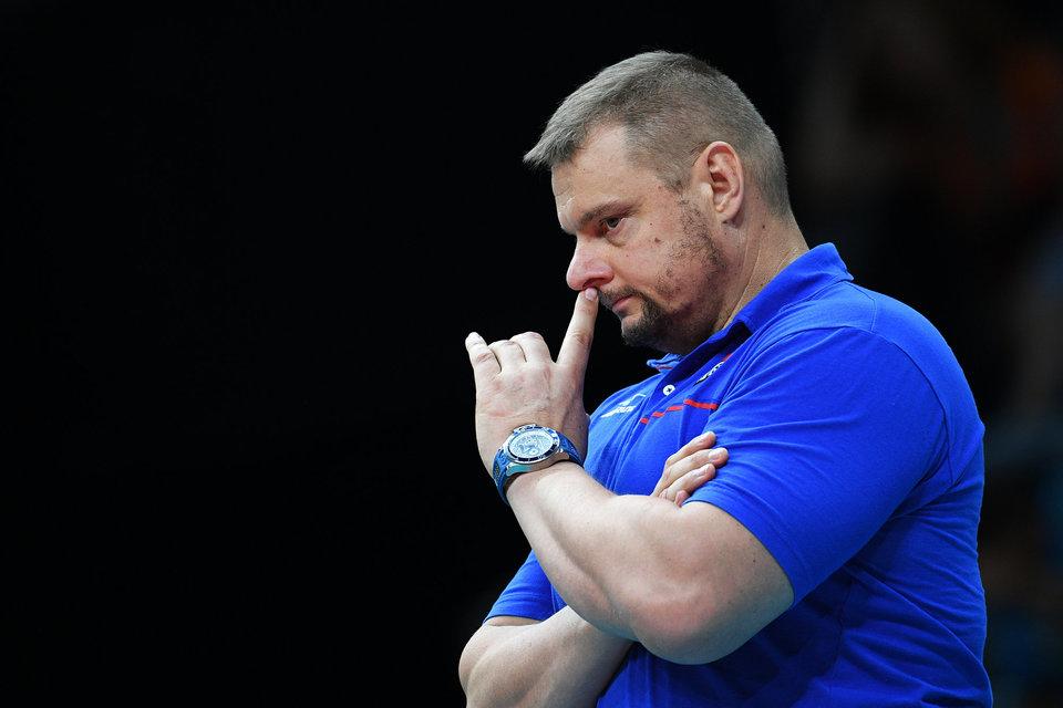 Владимир Алекно: «Сейчас сборная России во мне не нуждается»