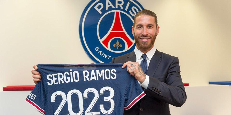 Экс-капитан «ПСЖ»: «Я не понимаю подписания Рамоса, это огорчает меня»