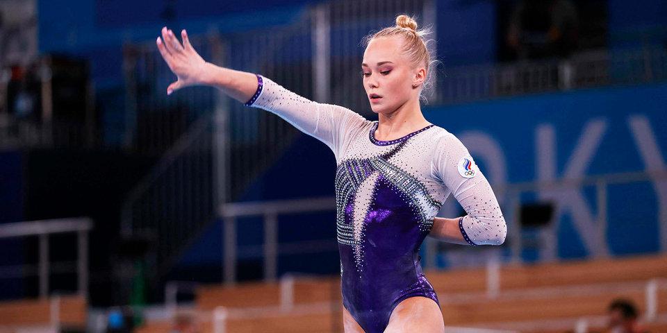 Российские гимнастки лидируют в командном многоборье на ОИ после двух видов