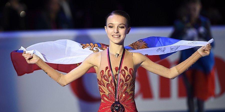 Щербакова — о возвращении Медведевой к Тутберидзе: «Испытала точно такой же шок, как и все»