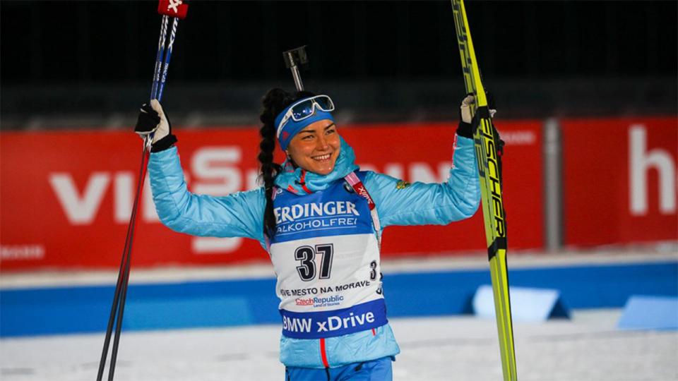 Акимова вновь выиграла медаль в Чехии