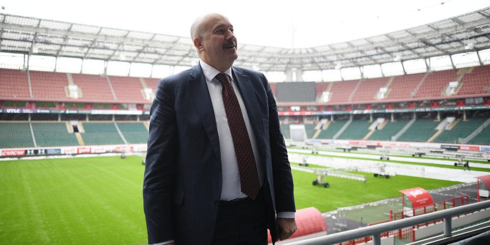 Гендиректор «Локомотива» — о возможном исключении России из ЛЧ: «Идет реальная драка за деньги»