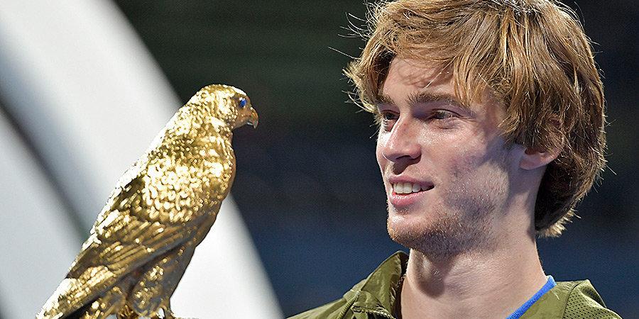 «Было интереснее наблюдать за победой Рублева в Дохе». Кафельников – об ATP Cup