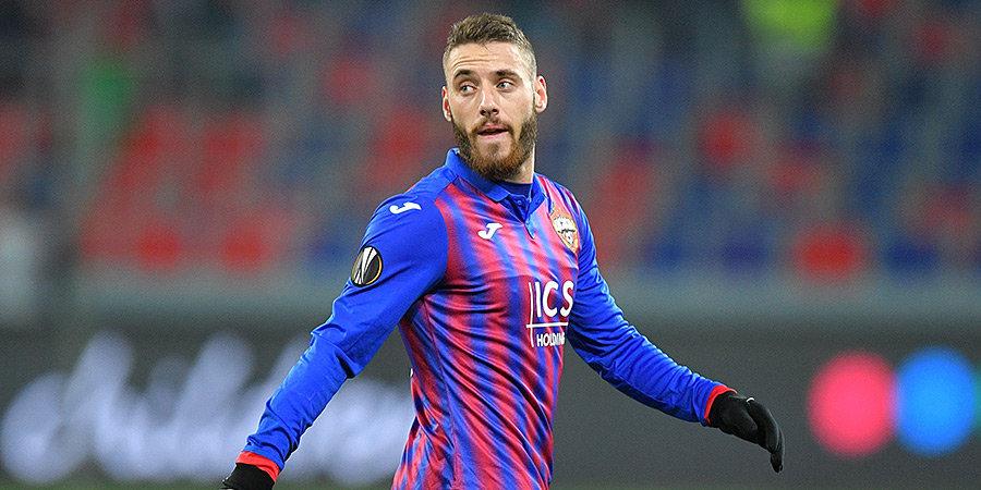 Футбольный скаут: «Надеюсь, Влашич перейдет из ЦСКА в европейский топ-клуб. Его цена сейчас — минимум 30 миллионов»