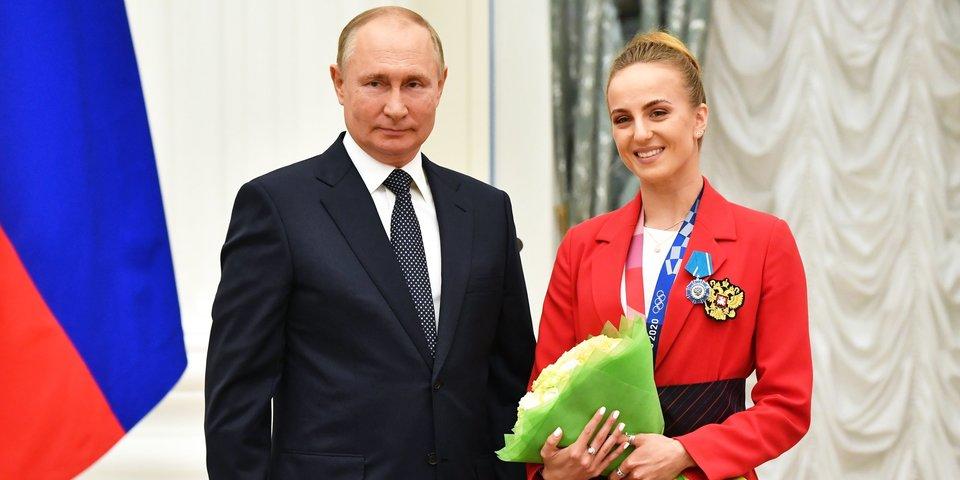 Владимир Путин — участникам ОИ-2022: «То, что вы делаете, важно для всей страны. Без всякого преувеличения!»