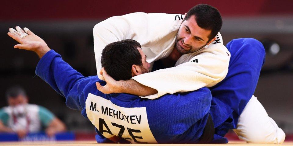 Игольников вышел в четвертьфинал турнира дзюдоистов на Олимпиаде в Токио