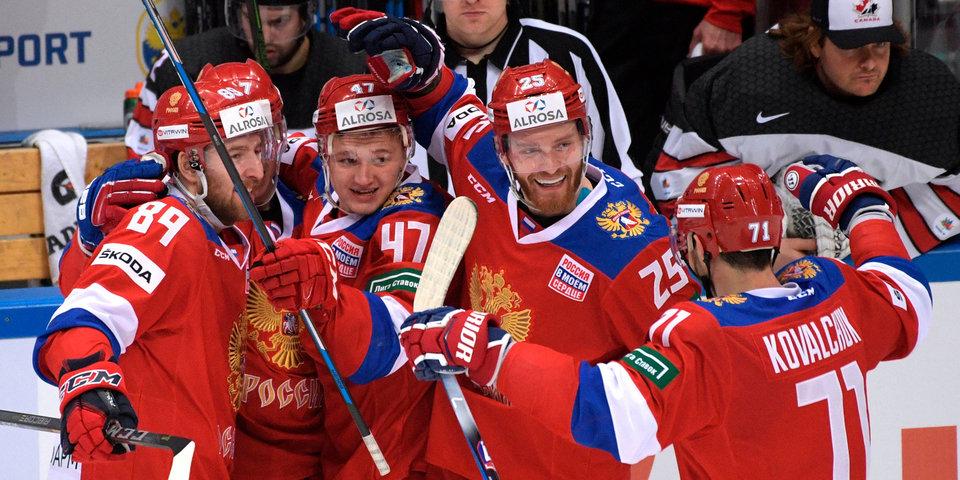 Кошечкин спасает, Россия обыгрывает Канаду! Голы и лучшие моменты