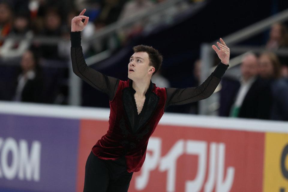 Дмитрий Алиев: «Когда встал в финальную позу, от поддержки зала аж уши пробило»