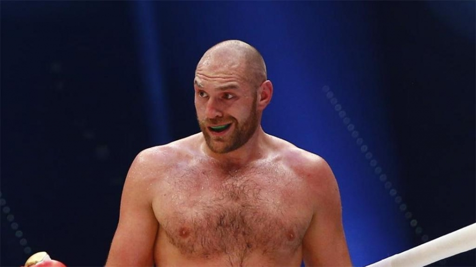 Фьюри анонсировал свое возвращение на ринг