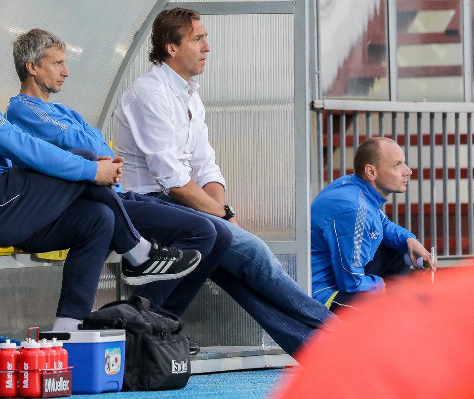 Юран прокомментировал информацию о возможном назначении на пост главного тренера «Уфы»
