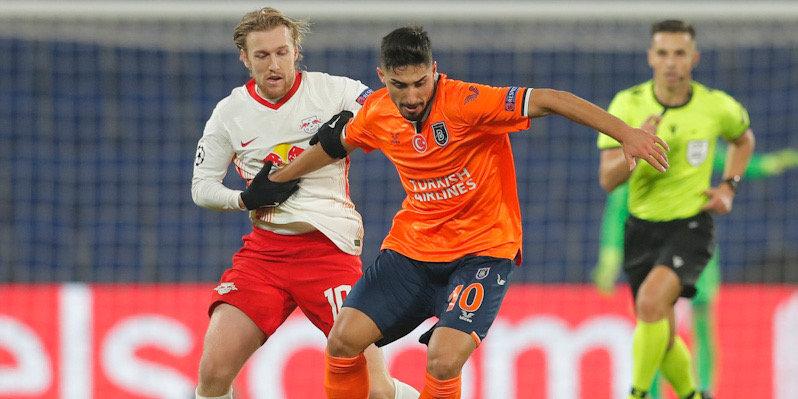 Хет-трик Кахведжи не помог «Истанбулу» уйти от поражения в матче с «Лейпцигом»