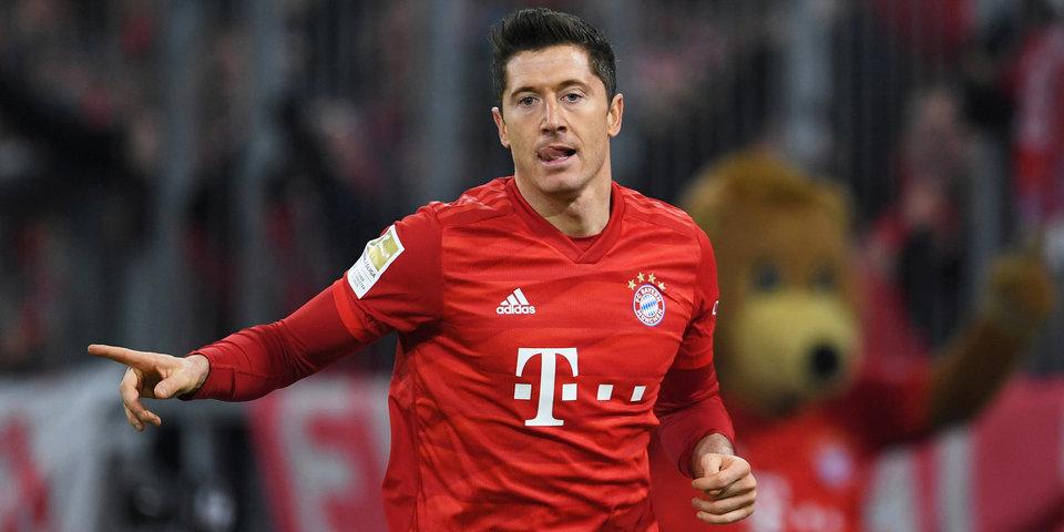 «Бавария» вернулась к тренировкам на поле