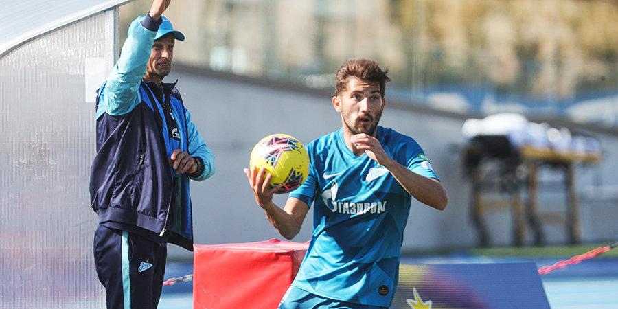 Алексей Сутормин: «Конечно, мне комфортнее играть крайнего полузащитника, но главное — приносить пользу команде»