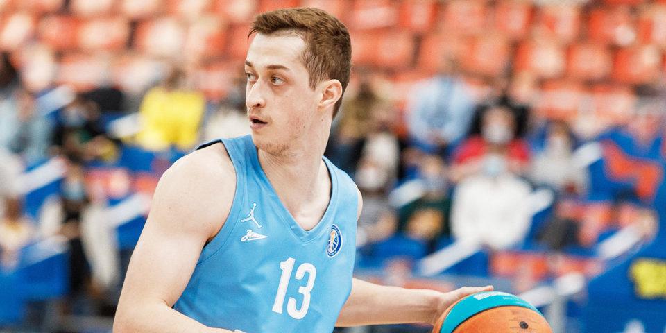 «Зенит» обыграл «Парму» в первом четвертьфинале Единой лиги