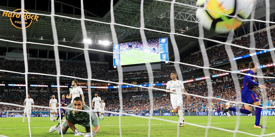 Игры испанской примеры будут проводиться в Северной Америке. Английская премьер-лига – на очереди?