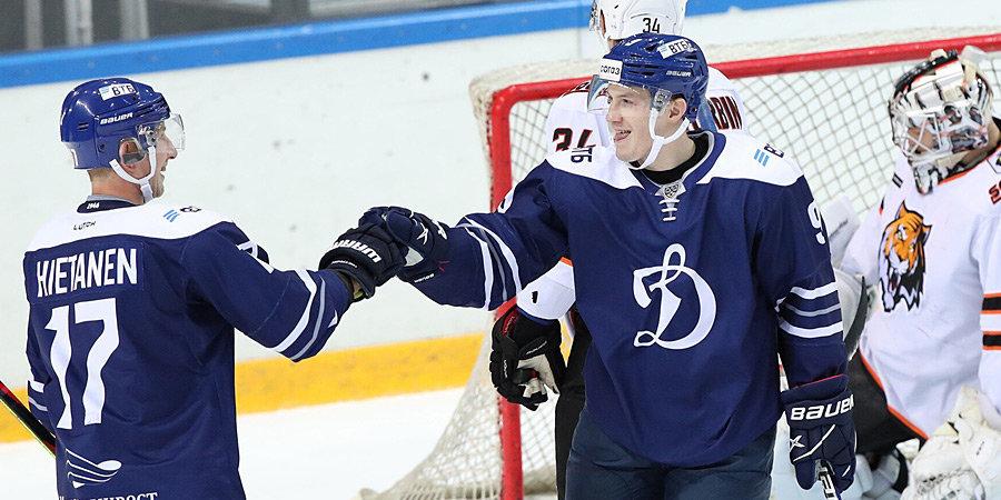 Дмитрий Кагарлицкий: «Впереди Кубок мэра, поэтому есть время, втянемся. К чемпионату будем в полной форме»