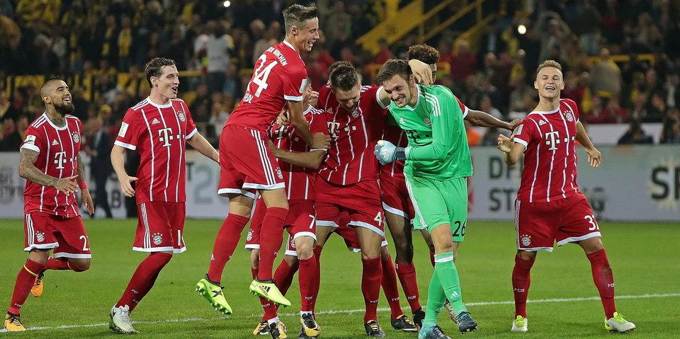 Резервный вратарь дарит «Баварии» первый трофей сезона. Нойер занервничал