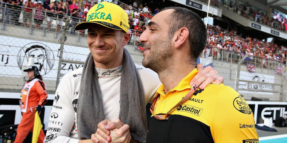 Хюлкенберг хотел бы вернуться в «Формулу-1»