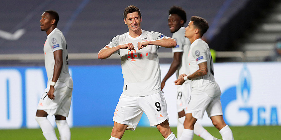 «Бавария» обыграла «Барселону» по-барселонски». Мостовой и Пирожков — о разгроме в Лиссабоне