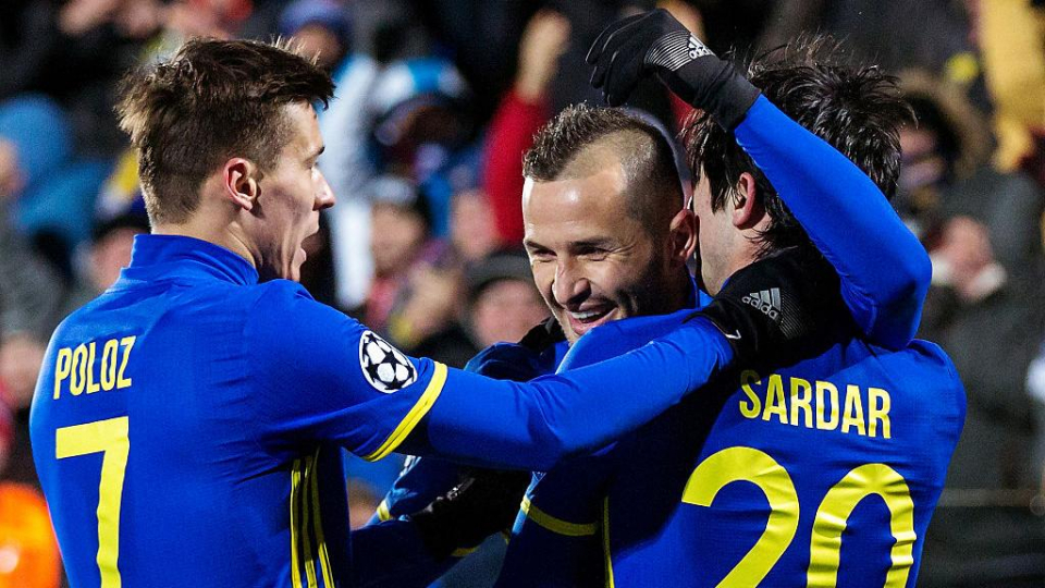 «Ростов» заработал более 15 миллионов евро за участие в Лиге чемпионов