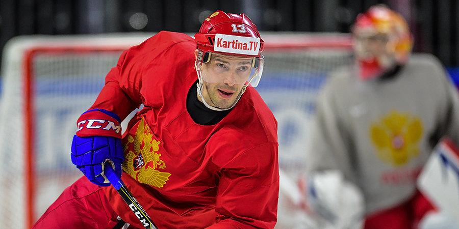 Дацюк дал совет игрокам сборной России после разгрома от Канады на МЧМ