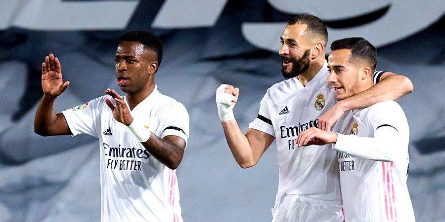 «Реал» ушел от поражения в матче с «Севильей» благодаря голу Азара в добавленное время