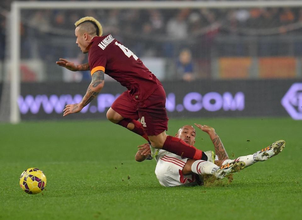 «Рома» сохранила Наингголана до 2021 года