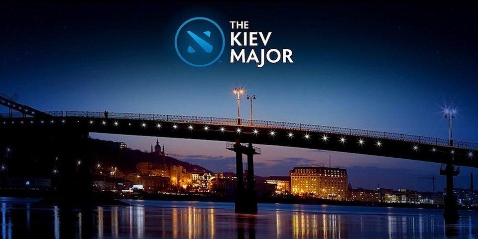 Турнир The Kiev Major 2017 по Dota 2 — на канале «Матч! Игра» и сайте «Матч ТВ»