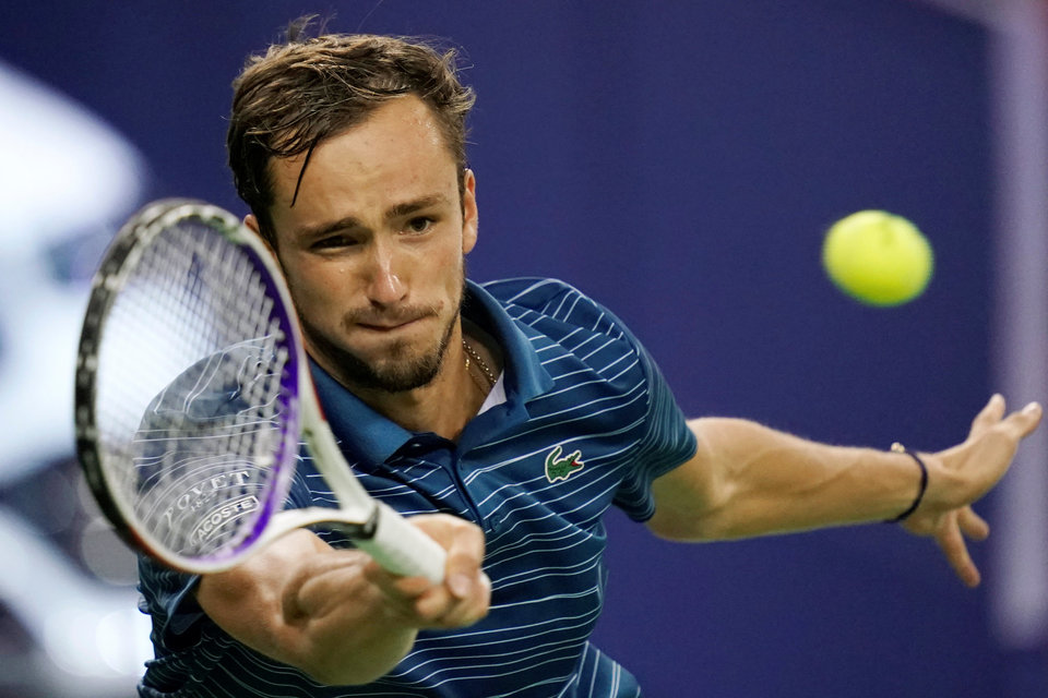 Горан Иванишевич: «Из молодых теннисистов Медведев ближе всего к победе на турнире «Большого шлема»