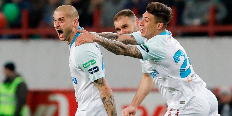 Аркадий Дворкович: «Главная составляющая чемпионства «Зенита» — это командная игра»