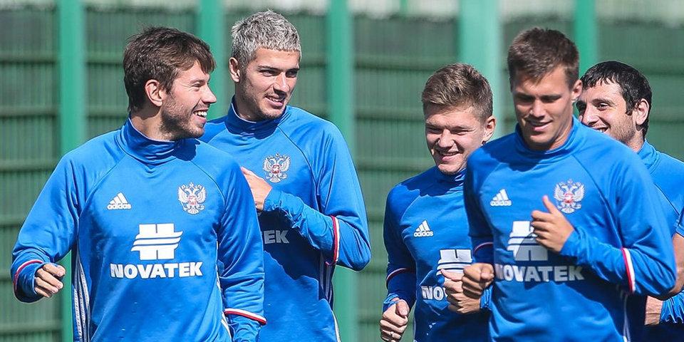 Сборные России и Ирана 10 октября проведут товарищеский матч на территории РФ