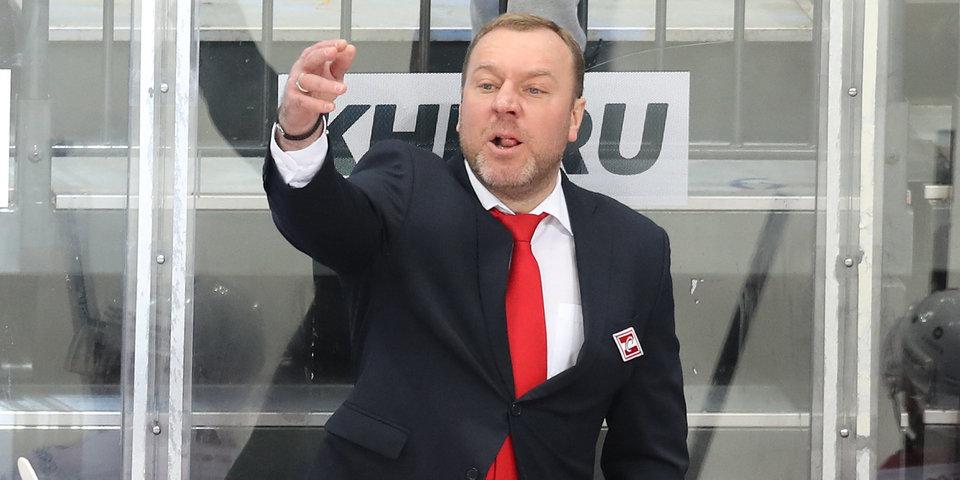 Вадим Епанчинцев: «В «Спартаке» Хохлачев доказал, что не слабее Капризова»