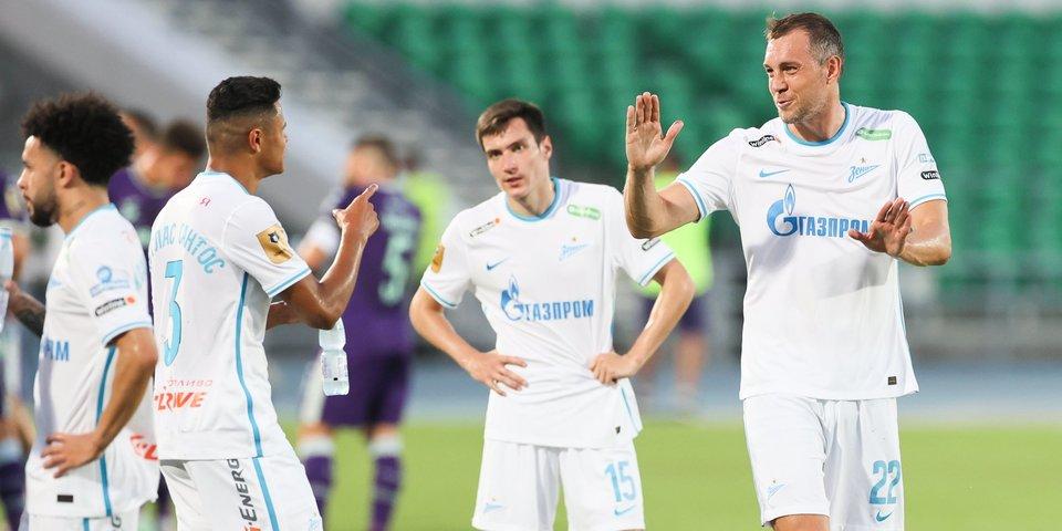 «Зенит» анонсировал старт в Лиге чемпионов роликом «Огненная поддержка»