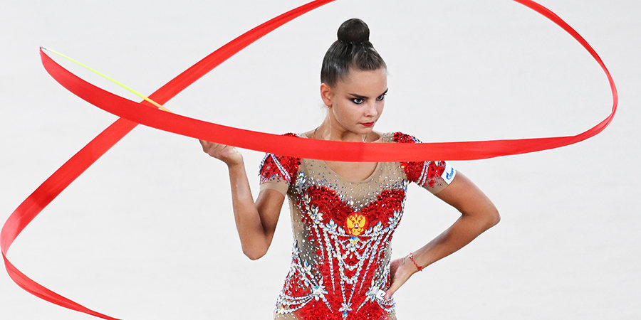 Дина Аверина выиграла Кубок чемпионок «Газпром» имени Кабаевой
