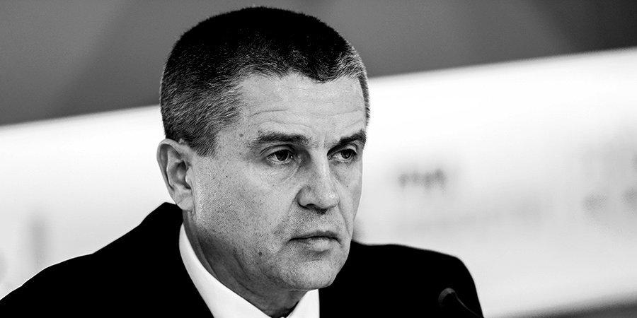 Умер глава Комитета по безопасности и работе с болельщиками РФС Маркин