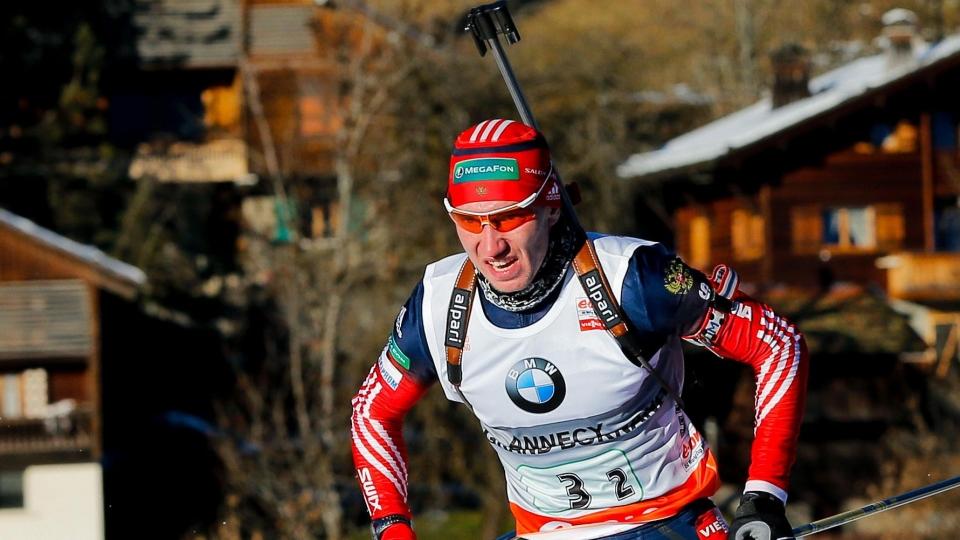 Александр Логинов: «Я еще не достиг всех целей в биатлоне»