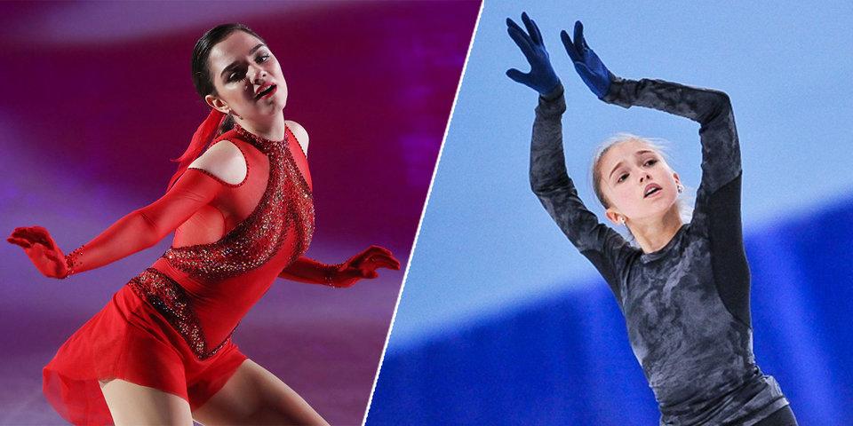 У Медведевой и Валиевой программа на одну и ту же музыку. Почему фигуристы так любят Muse?
