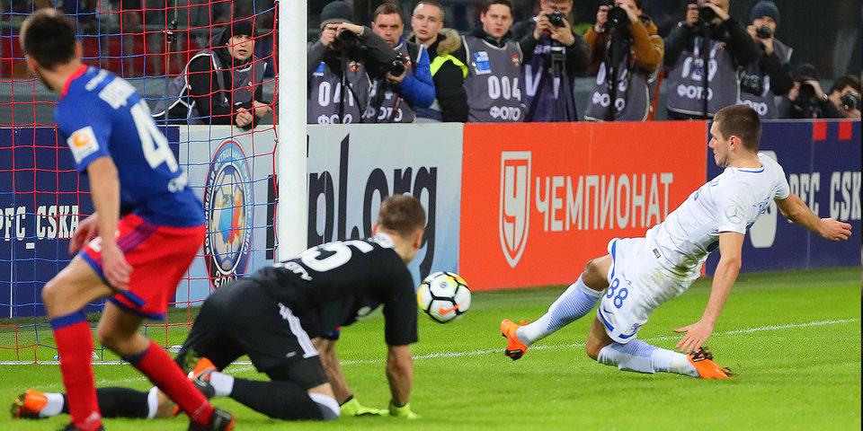 Ташаев надеется, что дубль в ворота ЦСКА приблизил его к попаданию в сборную России