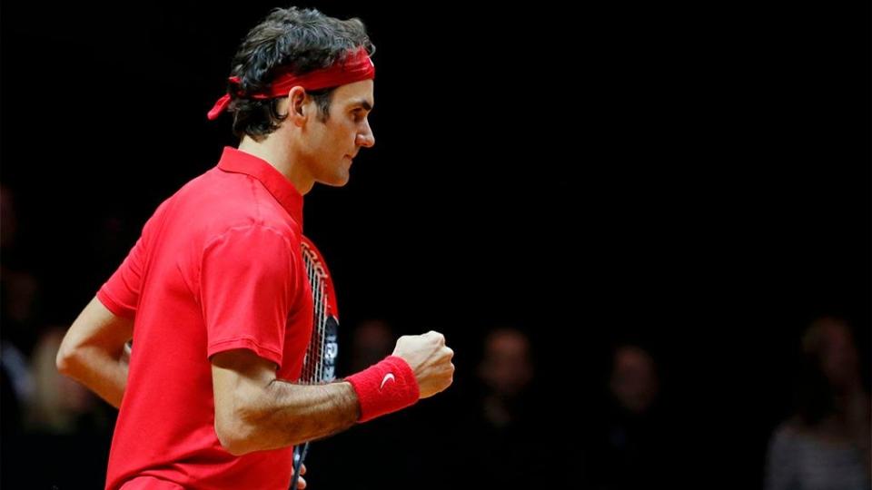 Федерер вновь обыграл Надаля в финале турнира ATP