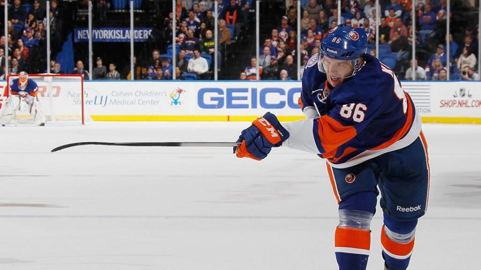 Кулемин вошел в историю НХЛ